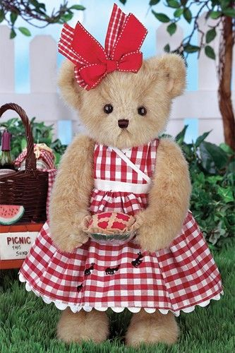 Product Detail - Cherryln Pie from Bearington Collection