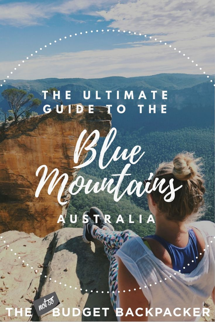 If you're planning a Blue Mountains getaway on a short timeframe here's all the best things to do in the Blue Mountains. // blue mountains national park, blue mountains nsw, three sisters blue mountains, what to do in blue mountains, blue mountains hike, blue mountain activities