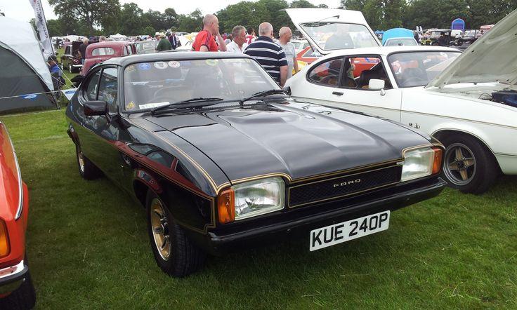 Ford Capri MK2 JPS