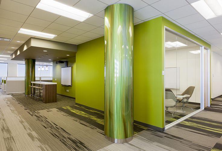 AAA Club Corporate Office Emeryville Office design