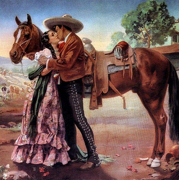 Mexican vintage art..