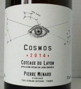 Coteaux du Layon Cosmos 2014