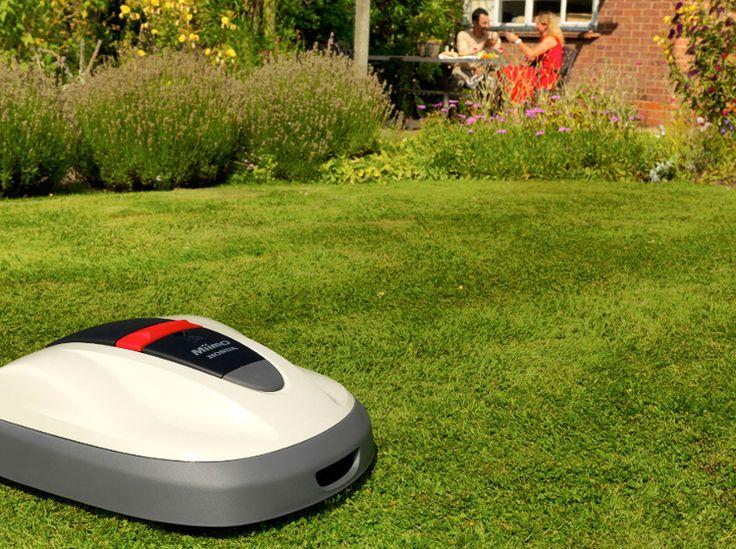 Gewinnen Sie einen Rasenroboter Honda Miimo! #News #Gartenpflege