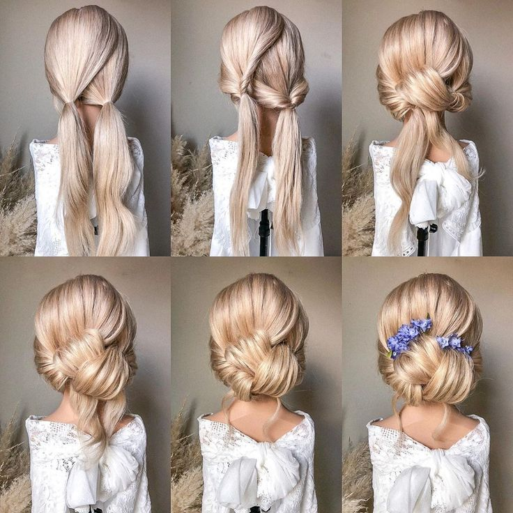 47+ Updos long hair step by step ideas