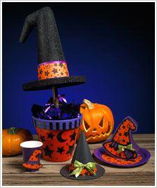 fun halloween centerpiece