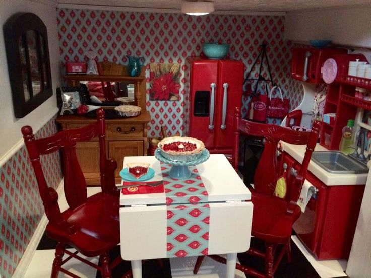 251 Best American Girl House Ideas Images On Pinterest American