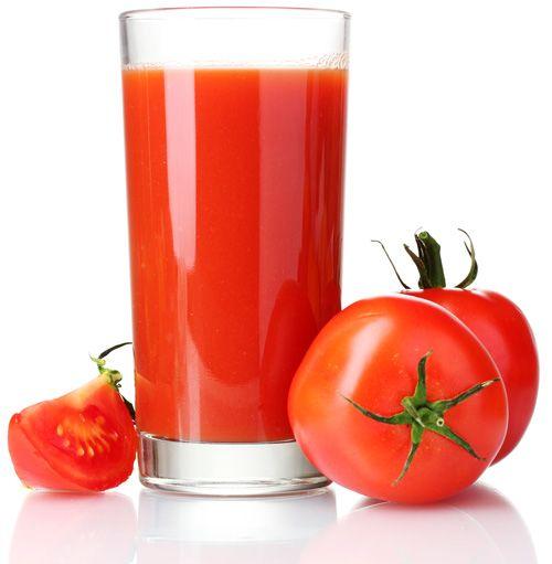 Sok z pomidorów