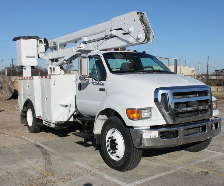 2008 Ford F750 in 2020 Commercial vehicle, Vehicle