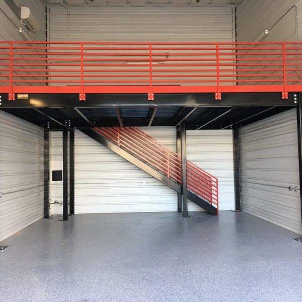 Mezzanine Texas Warehouse Equipment Supply Co Garage Design Building A Garage Garage Makeover