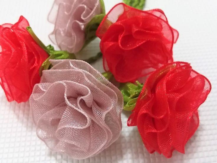 Kurdela Oyaları Eş Dost Çiçeği (the flowers comes for you my dear friends)
