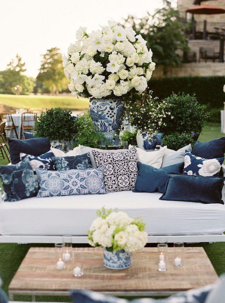 Luxury Texas Wedding at The Dallas Country Club - MODwedding