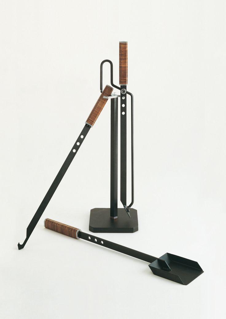 Zestaw Scarpa - dekoracyjny jak również funkcjonalny komplet akcesoriów do Waszego kominka
