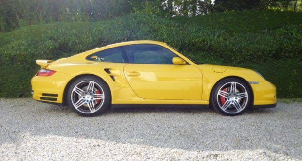 Porsche 911 / 997 Turbo TURBO ***RESERVED*** 2006