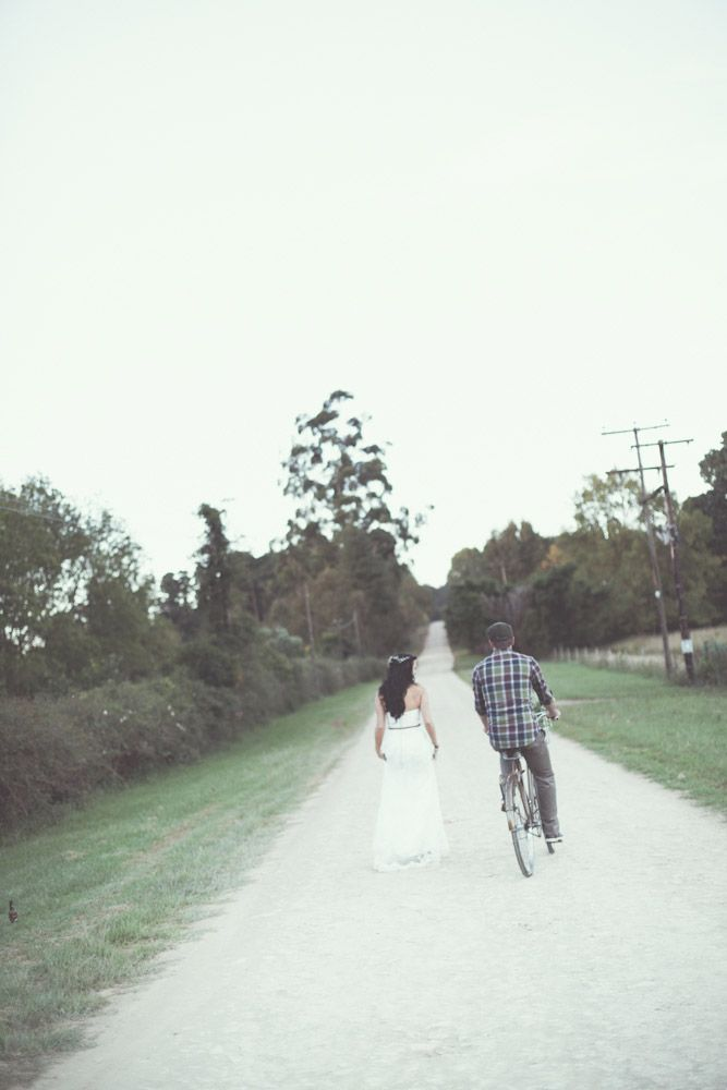South African Woodland Wedding: Terri  Brad