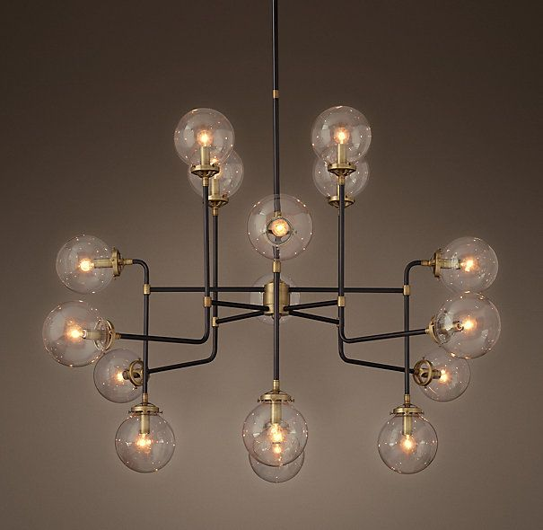 Restoration Hardware Hanging Lamps: Best 25+ Restoration Hardware Lighting Ideas On Pinterest