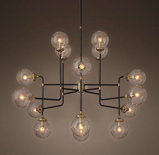 Best 25 Restoration hardware lighting ideas on Pinterest