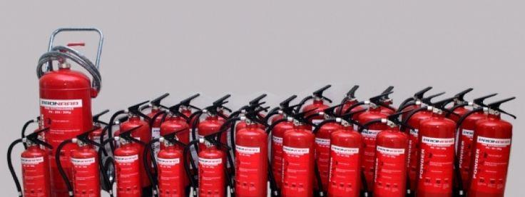 Isi Ulang Tabung Pemadam Kebakaran