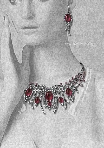 MICHELA FERRARO Jewellery Designer Copyright © 2012/2013 by Michela Ferraro. The right to Copyright will be defended in any case of infringement.