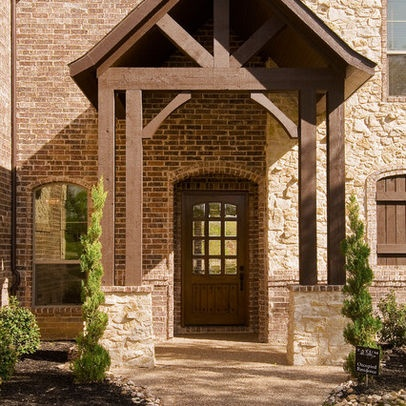 1000 images about exterior on pinterest exterior for Brick houses without shutters