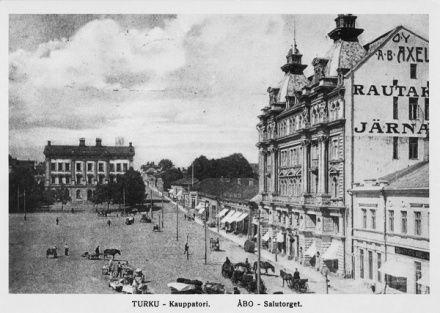 Vanha Turku | Around The World