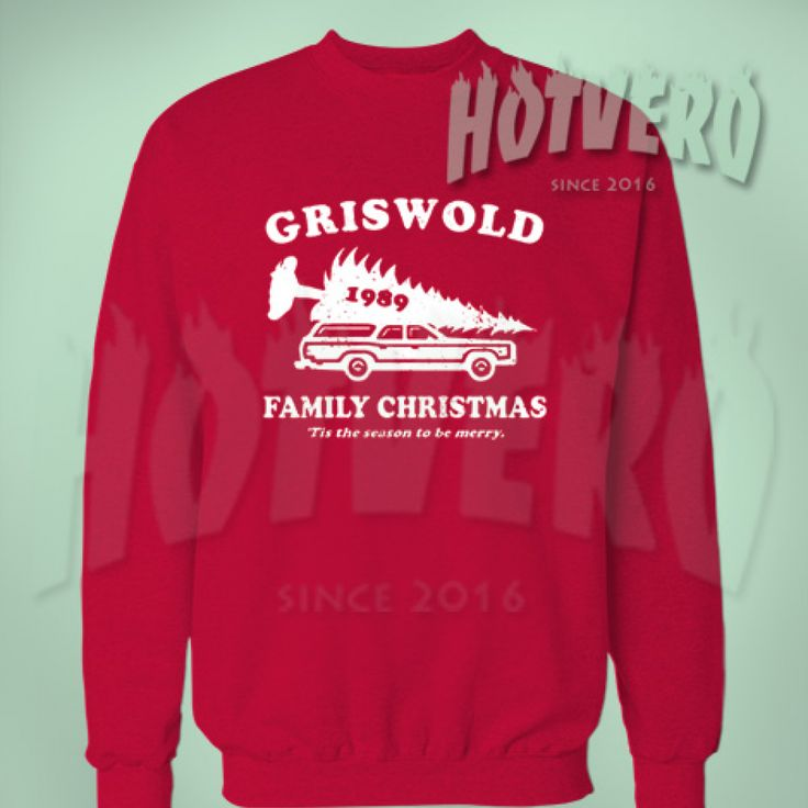 Griswold Family Christmas 1989 Ugly Sweater //Price: 27.50//   #menurbanclothing