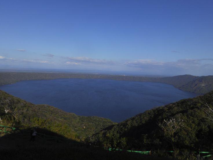Another Viewpoint of Apoyo´s Lagoon in Catarina, Masaya