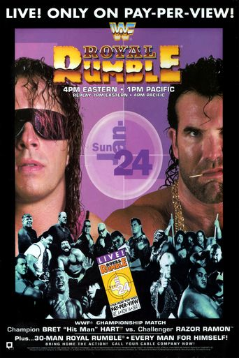 WWE Royal Rumble 1993 (1993)…