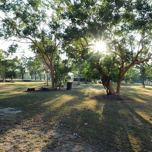 Camping at Mary River Roadhouse at the Southern Entrance to Kakadu National Park   Inspiring travel photos of Australia   See Something New