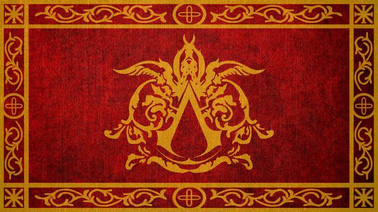Assassin's Creed II: Republic of Venice Flag by okiir.deviantart.com on @deviantART