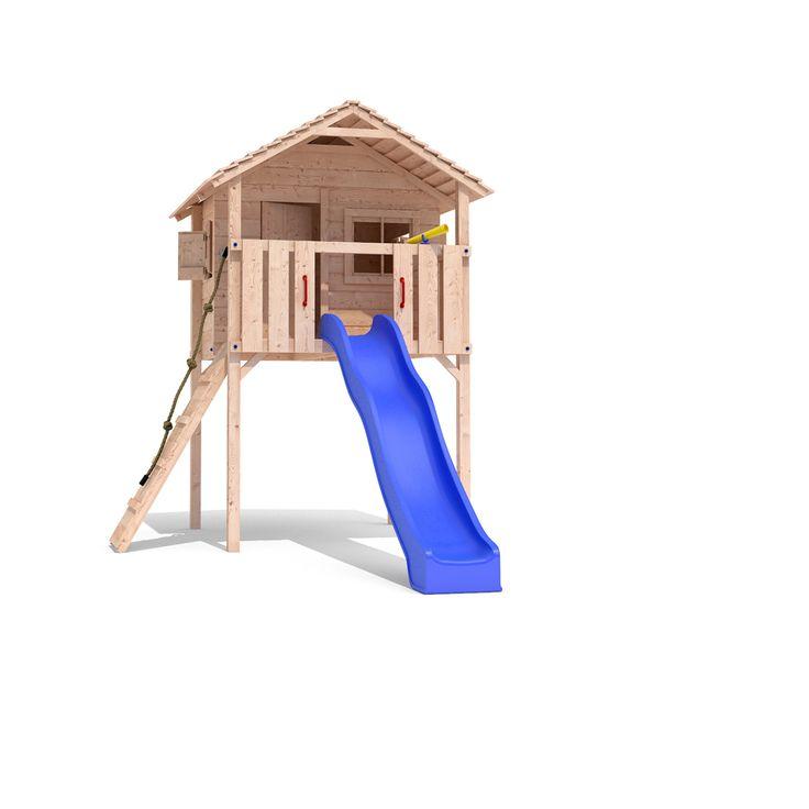 7 best Spielhaus im Garten bauen images on Pinterest | Tree houses ...