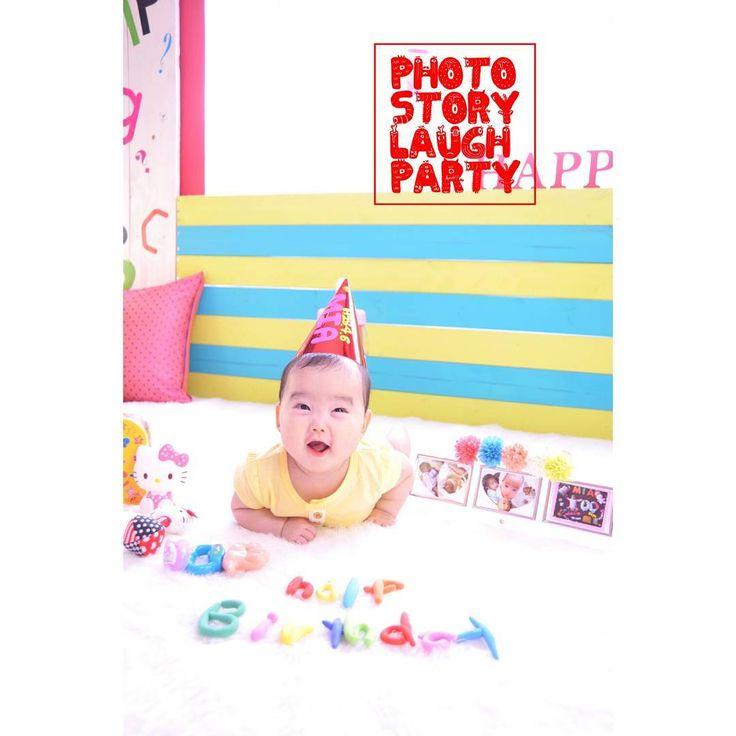 #ラフパ #江別 #ハーフバースデー #赤ちゃん写真 #子供写真 #家族写真 #パーティー  (ラフパアンケート掲載OKの方のみ掲載させて頂いておりますが、削除希望のお客様はお手数ですがご連絡くださいませ)