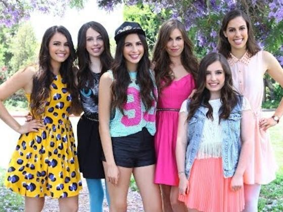 MINEL.    COINEL.    BOINEL.     TO DOINEL.   ZOINEL.   FOINEL.      TO WOINEL.  ch Cimorelli Sister Are You?