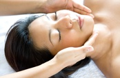 Face massage can help prevent new tension lines and wrinkles from appearing by relaxing the muscles and by stimulating the blood vessels under the skin.    At Hand & Stone, we add the benefits of hot towels to stimulate circulation and soothing cool marble stones to reduce inflammation.    For your wellness this service can be client focused and personalized to assist with TMJ pain and sinus & allergy problems. - 25 Minute Session - Book: http://www.handandstone.com/spa/appointment