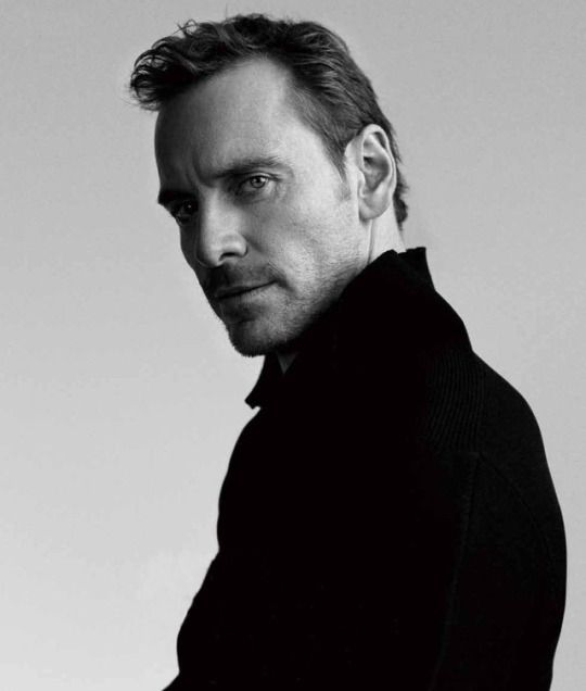 Michael Fassbender on the cover of Modern Weekly || March 2017