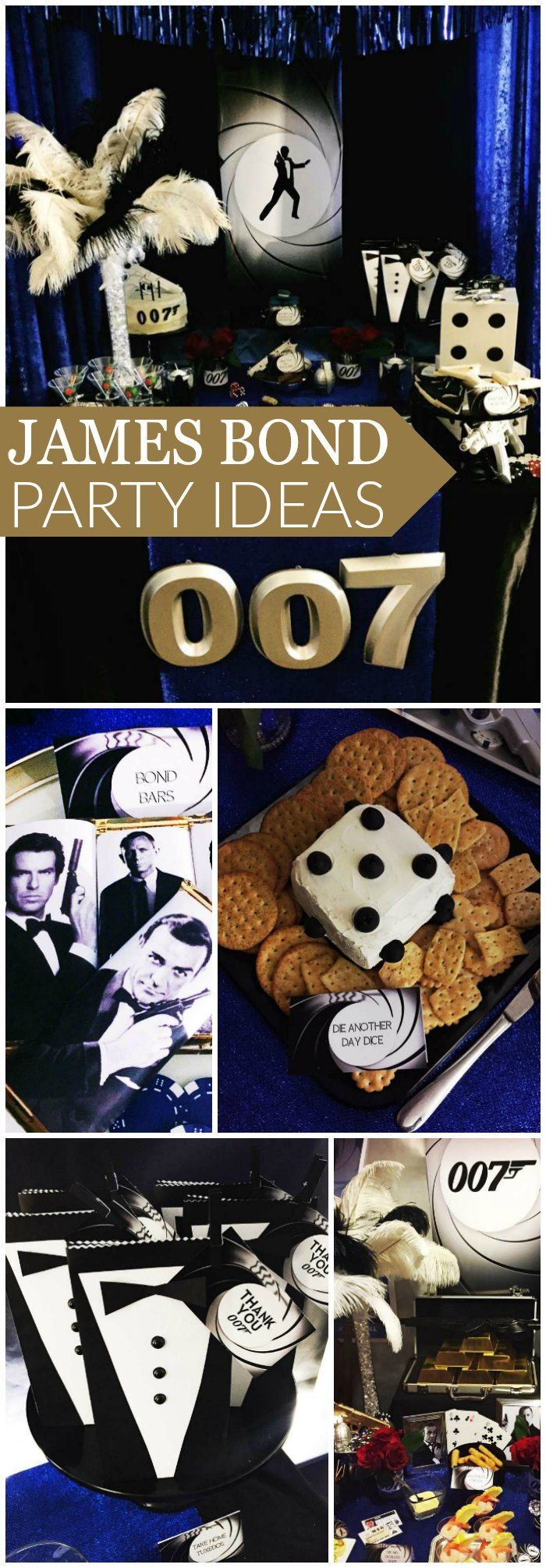 17 best images about james bond theme party ideas on pinterest casino royale 40th birthday. Black Bedroom Furniture Sets. Home Design Ideas