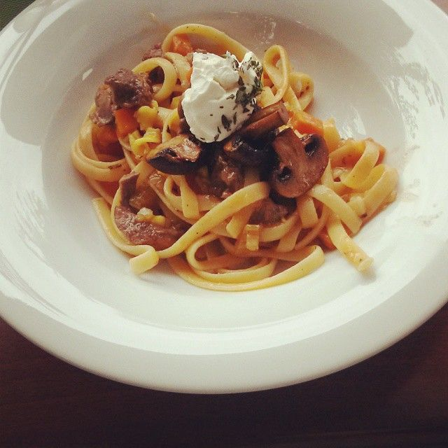 #instafood #foodporn #finecafe #vysehrad #italian #pasta