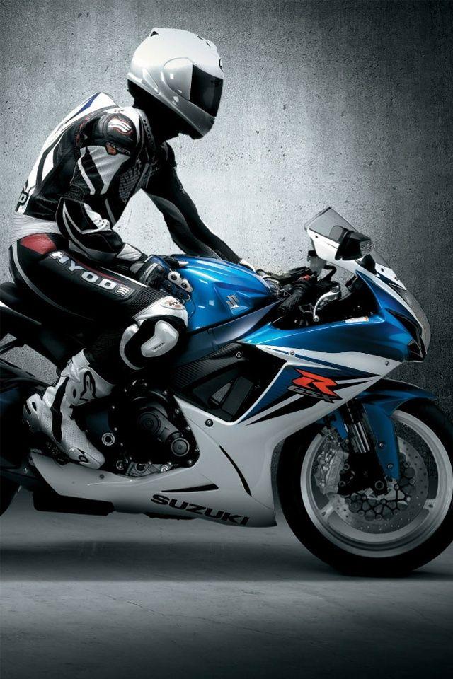 Suzuki GSXR - I just died!!! So sexy!! Can't wait to have my license!