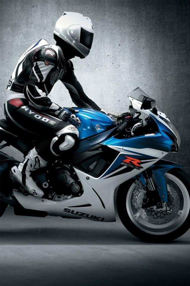 Suzuki GSXR - I just died!!! So sexy!! Can't wait to have my license!
