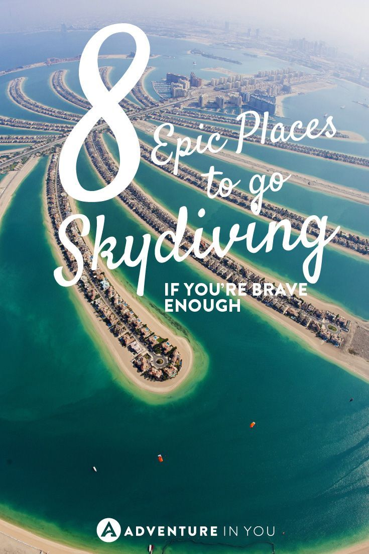 Best 25 skydiving ideas on pinterest skydive no parachute sky 8 epic places to go skydiving if youre brave enough magicingreecefo Choice Image