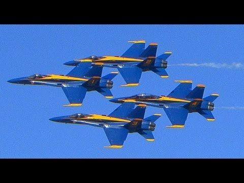 United States Navy Blue Angels! NAF El Centro Air Show. El Centro, CA Saturday March 16th, 2013
