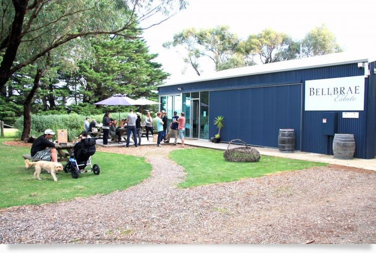 Bellbrae Estate Winery - Bellbrae Victoria Australia