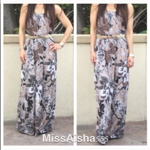 Stunning tube dress ONE DAY SALE Chic stunning long maxi tube dress SALE SALE PLEASE DO NOT PURCHASE THIS LISTING WILL MAKE YOU ONE WITH SIZE YOU NEED THANKS CLEARANCE NO ADDITIONAL DISCOUNT Dresses