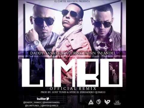 Limbo (Official Remix) - Daddy Yankee Ft. Wisin Y Yandel (Original) - REGGAETON 2013 --- This is all kinds of awesome. Great for Zumba! Daddy Yankee AND W&Y? This is like biting into a piece of cake and finding a brownie inside!