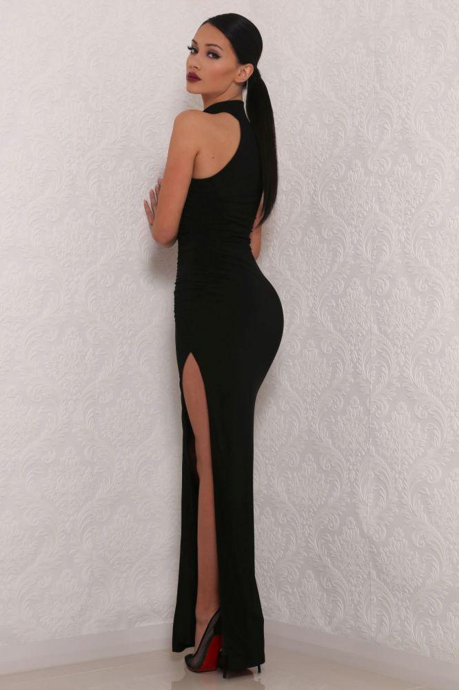 Lyssa - Black from Meshki Boutique