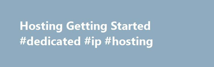 Hosting Getting Started #dedicated #ip #hosting http://hosting.remmont.com/hosting-getting-started-dedicated-ip-hosting/  #hosting services # License Microsoft software to offer a complete portfolio of services News New Managed Services playbook Download the Azure MSP playbook and learn how to build a profitable Managed Services practice on Azure. In this ebook you will... Read more