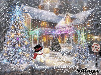 1441 Best Christmas Images On Pinterest Christmas Scene