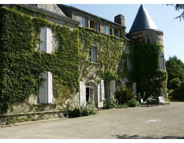 Morbihan, Château sur magnifique parc - Vannes - Unlimited Card