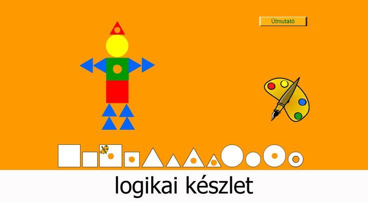 Interaktív játékos feladatok - Matek eszközök