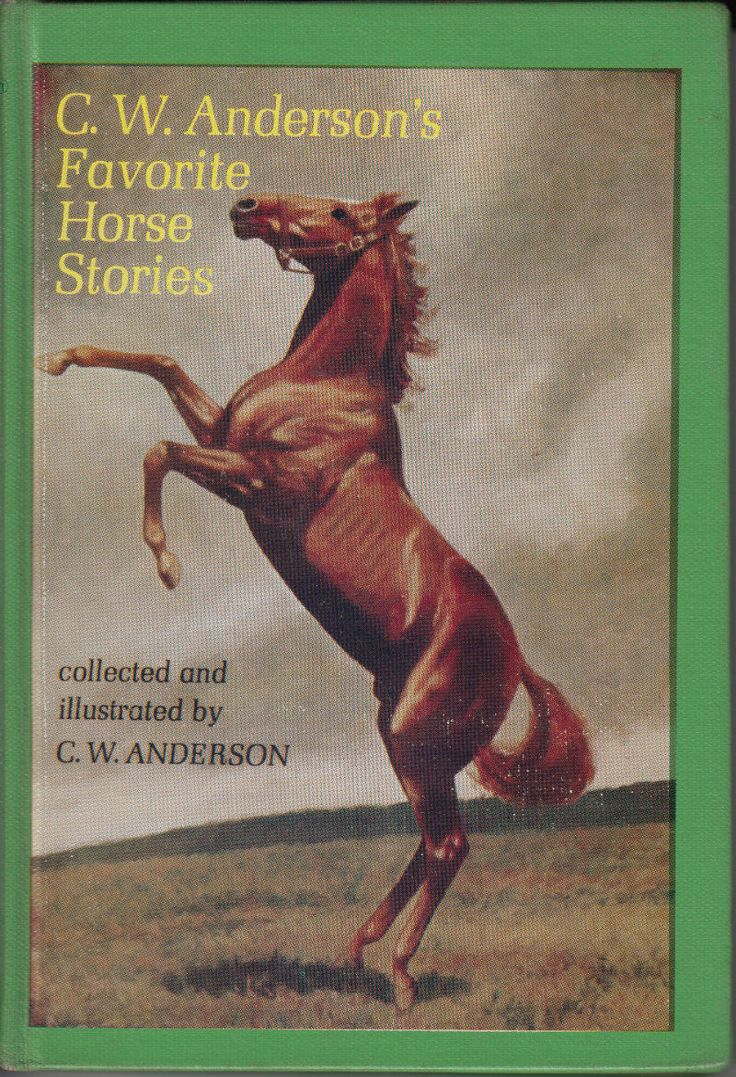 Cw Anderson's Favorite Horse Stories By Anderson, Cw Ep Dutton
