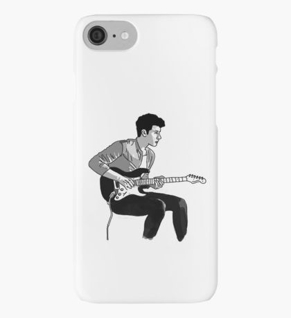 Shawn mendes cover illuminate iPhone Case/Skin